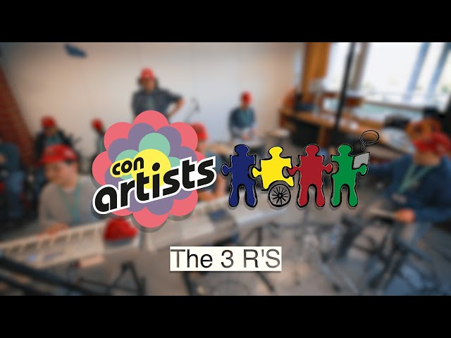 The 3Rs - Con Artists feat. LGS Band