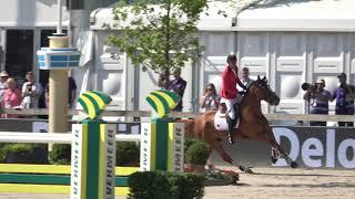 Jos Verlooy & Igor - Individual Final - 2nd round