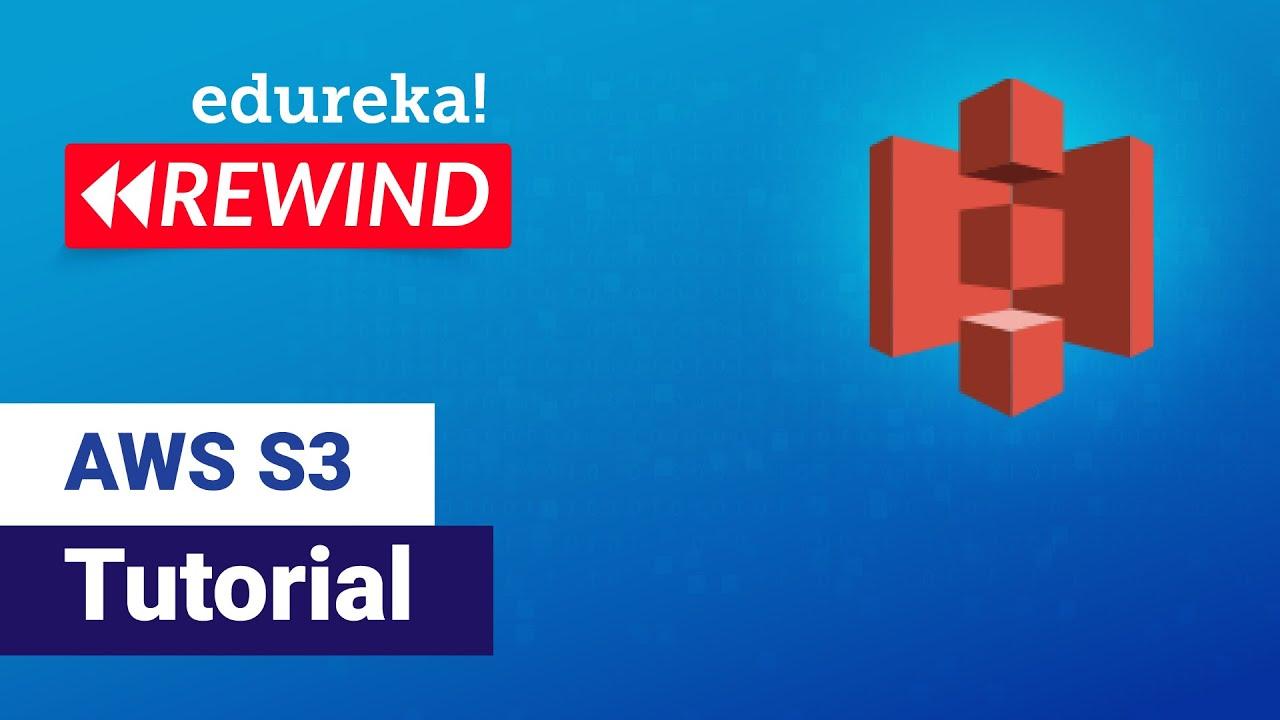 AWS S3 Tutorial for beginners | AWS S3 | AWS S3 Tutorial | AWS Training