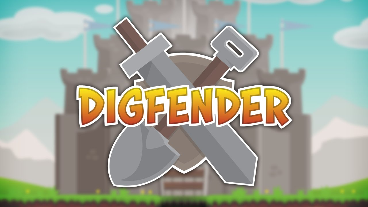 Digfender - PLAY NOW FOR FREE!