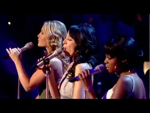 Sugababes  Too Lost In You Strictly Come Dancing 2006