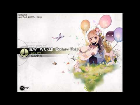 Deemo 2.0 - aioi feat. KAMATA JUNKO - New World (Deemo Ver.)