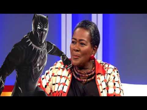 Interview with Black Panther cast members John Kani and  Connie Chiume
