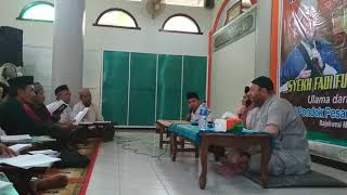 Talaqqi Kitab Fiqhul Akbar Dengan Syaikh Fadi Fuad Alamuddin Eps15