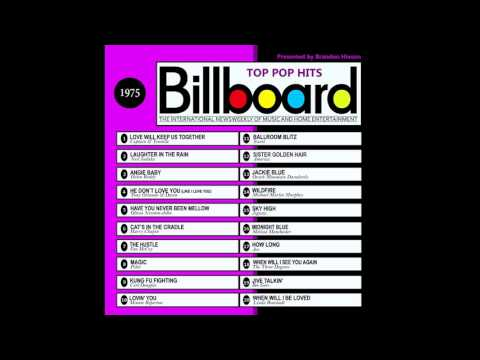Billboard Top Pop Hits - 1975