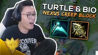 TSM Wildturtle & Biofrost - NEXUS CREEP BLOCK - TSM Stream Highlights & Funny Moments