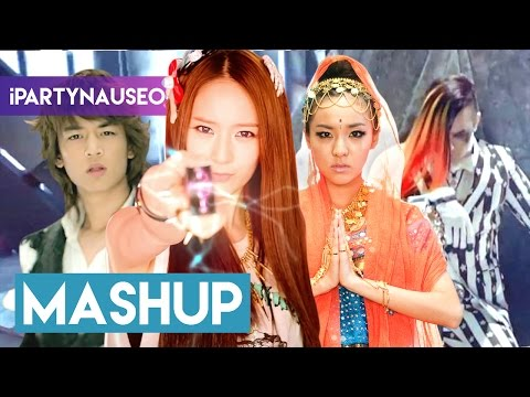 RING DING DONG x ELECTRIC SHOCK x FIRE x FANTASTIC BABY (mashup)