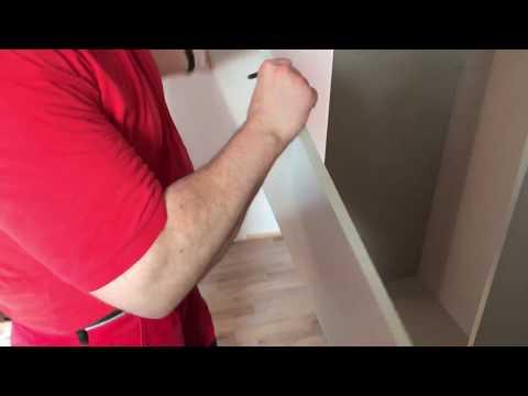 Schrank Schiebetüren Kleiderschrank Aufbauen Rauch