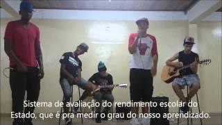 NA PONTA DA CANETA - Banda Hit - E.E.Profa. Laurinda Cardoso Mello Freire