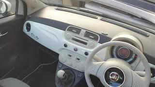 Fiat 500c Lounge 24.5K mls 1.2…