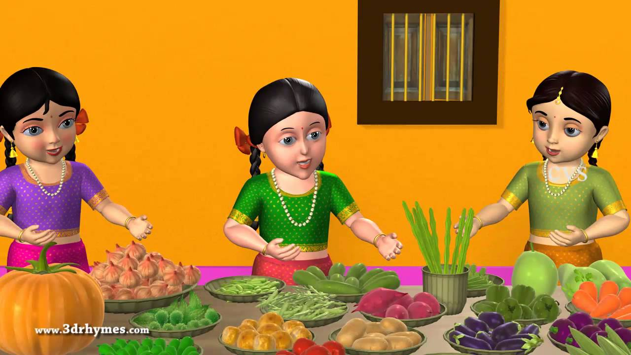 Cvc 3d rhymes telugu download
