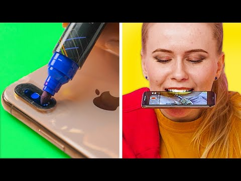 TIK TOK PHOTO AND VIDEO HACKS || Genius DIY Ideas And Tricks by 123 GO! GOLD