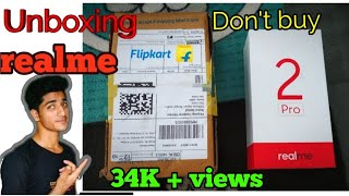 Realme 2 Pro Unboxing and First Look / with Cash on delivery