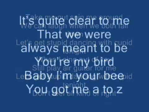Daniel Powter - Cupid by Lyrics