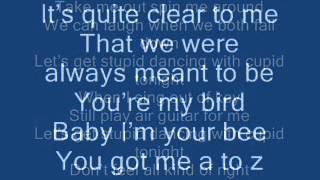 Una delle mie canzoni preferite con testo perchè possiate cantarla ...