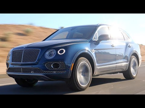 2017 Bentley Bentayga – Review and Road Test