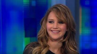 "Jennifer Lawrence: ""I"
