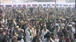 (Urdu + Punjabi) Pratap Singh Bajwa - MP at Jalsa Salaana Qadian 2011