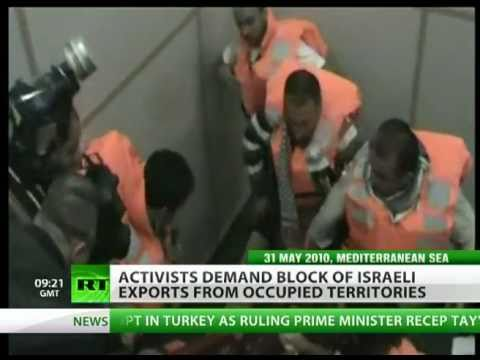 Rage against Israel rises in EU as activists urge export embargo
