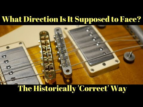 Which Way Should It Face? The Historically Correct Direction