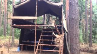 Wizyta na obozie 6 i 7 PDH ZHR