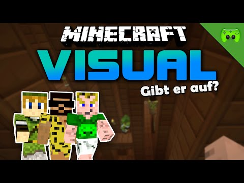 MINECRAFT Adventure Map # 23 - Visual Project 2 «» Let's Play Minecraft Together | HD