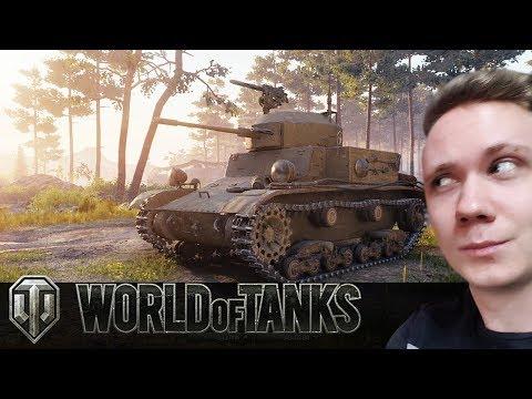 World of Tanks Polska czyli jak nie GRAĆ /z Plaga