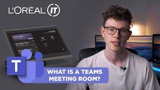 1. Teams Room Essentials: What is a Teams Room?