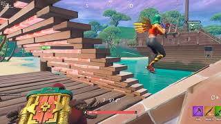 Fortnite! MY GAME BUG THE CAMERA DOES WHAT TO DO CANON !!!