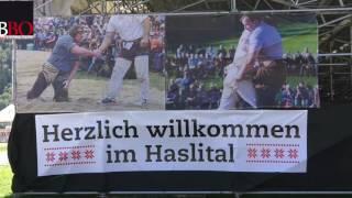 Bernisch Kantonales Schwingfest 16.07.2016 Der Nachmittag