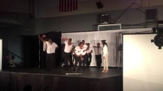 VUU HOMECOMING 2k14 Greek Step Show Alpha Phi Alpha Inc. Gamma Chapter