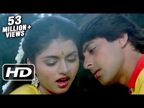 Dil Deewana | Maine Pyar Kiya | Salman Khan & Bhagyashree | Classic Romantic Old Hindi Song