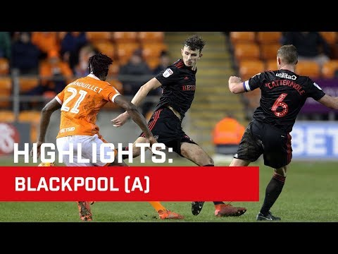 Highlights: Blackpool v Sunderland