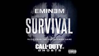 Call Of Duty Ghosts {Official Song} Eminem ft. Liz Rodríguez- Survival {Official}