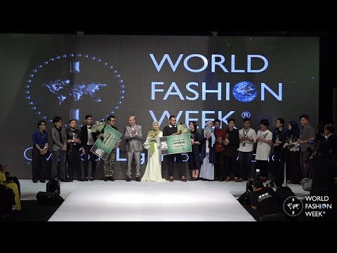 WORLD FASHION WEEK - MALAYSIA 2017 - MALAYSIA - EMERGING DESIGNERS