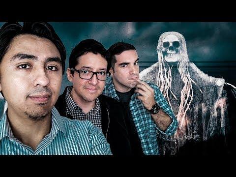 ¿Por qué creemos en fantasmas? Ft. Robot de Platón y Hugox Chugox
