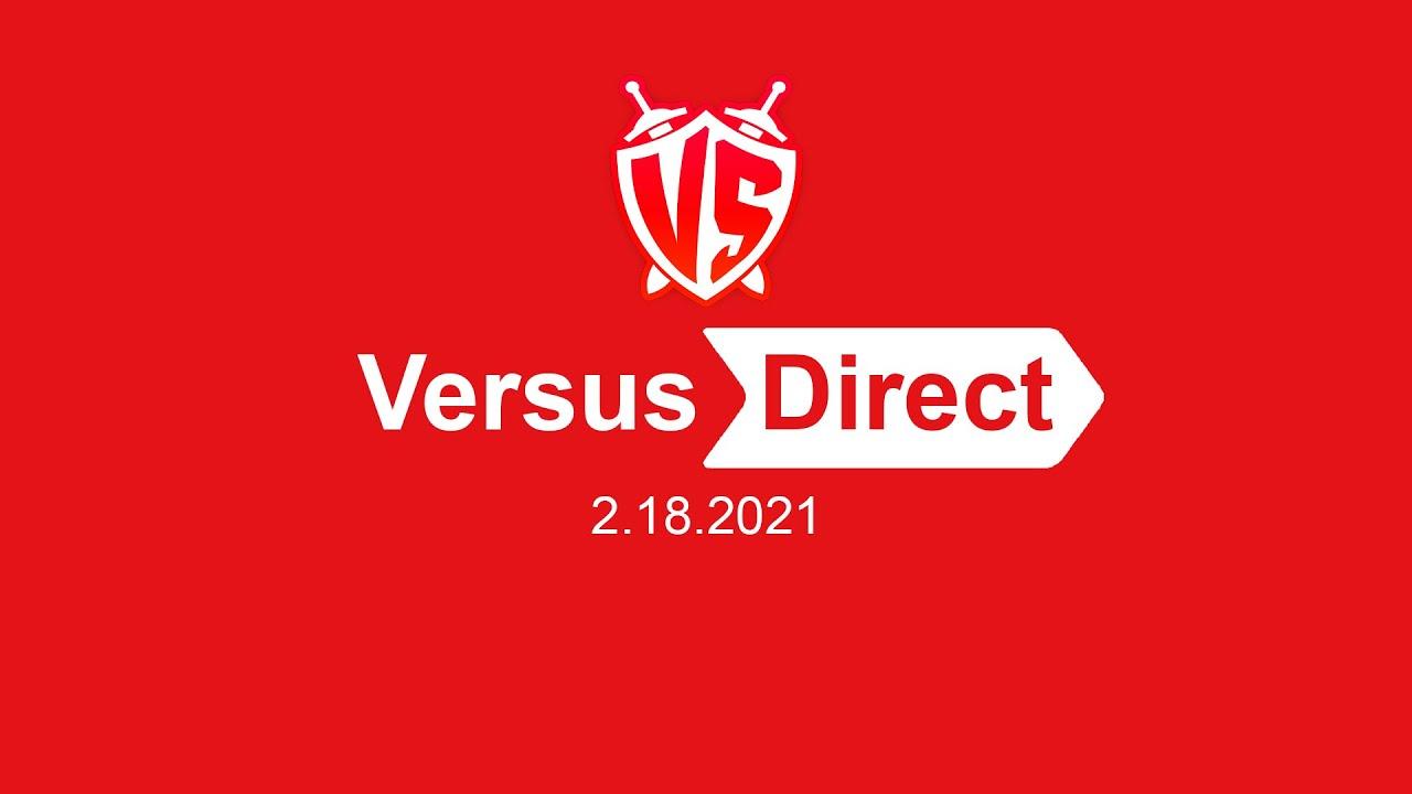 Versus Direct - 2.18.2021