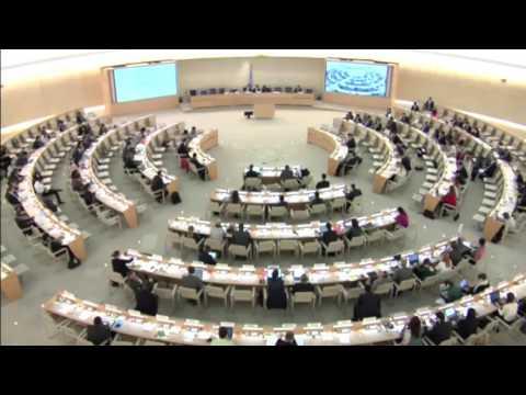 Venezuela, Cuba, Nicaragua, Pakistan interrupt UN Watch
