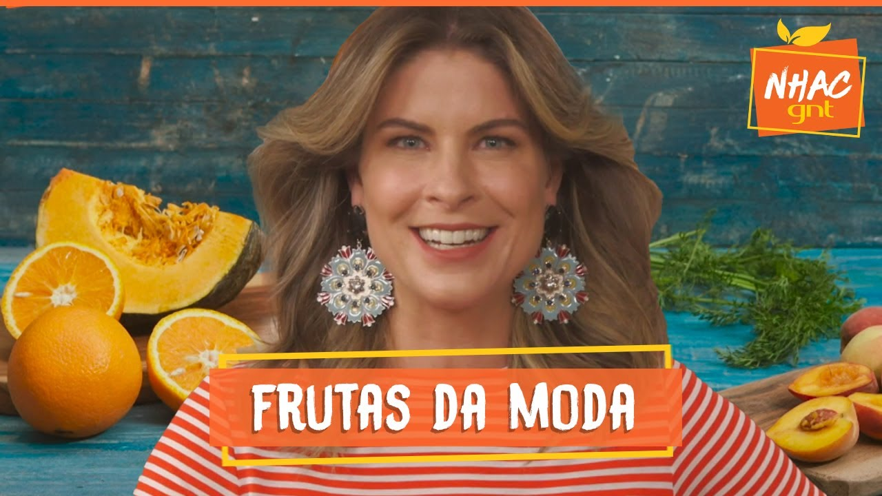 FRUTAS E SUAS DÉCADAS: Rita fala sobre as modas culinárias do passado | Rita Lobo | Cozinha Prática