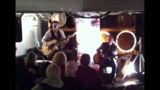 Andy Jones Live at HM Bark Endeavour - 4th April 2014