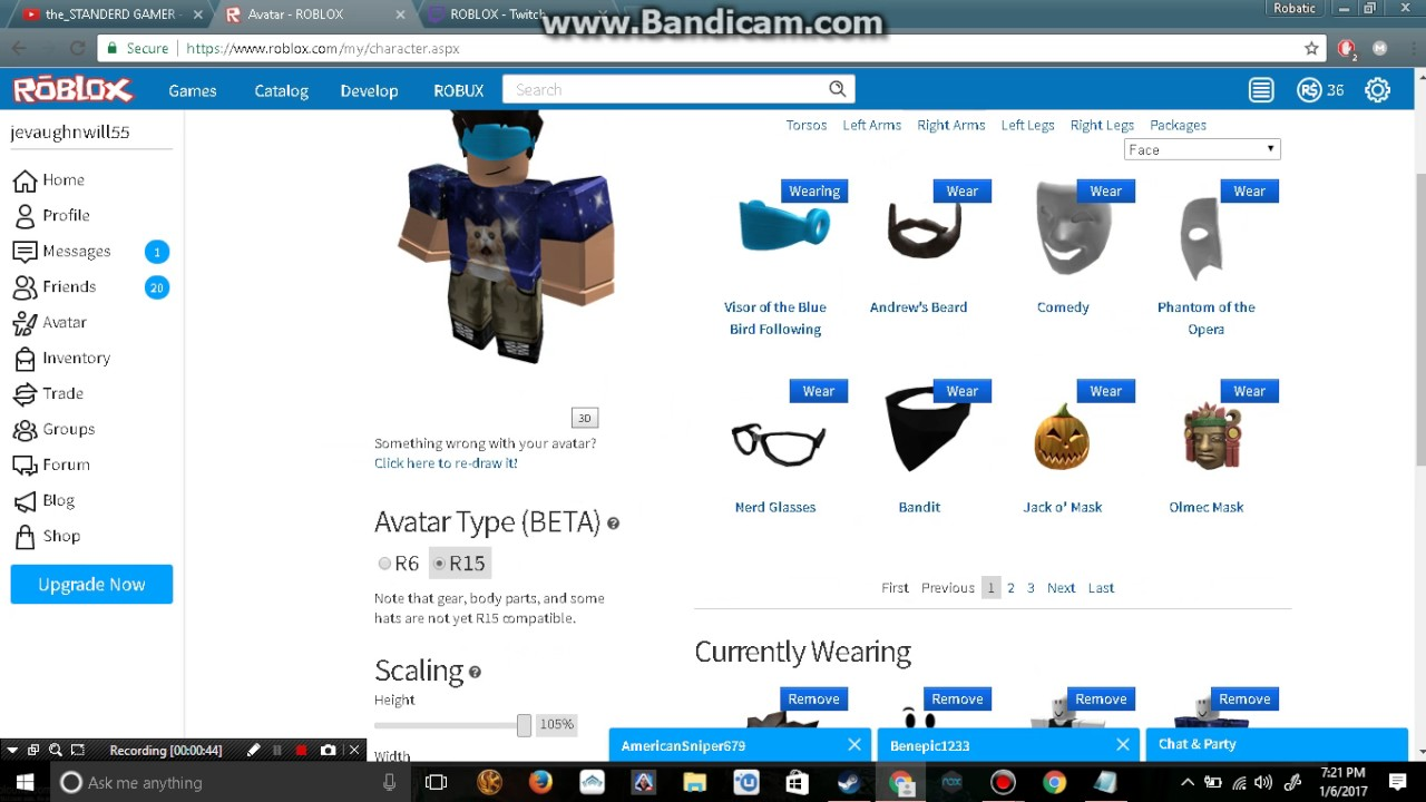 NEW ROBLOX PROMO CODE 2017 MUST WATCH - YouTube