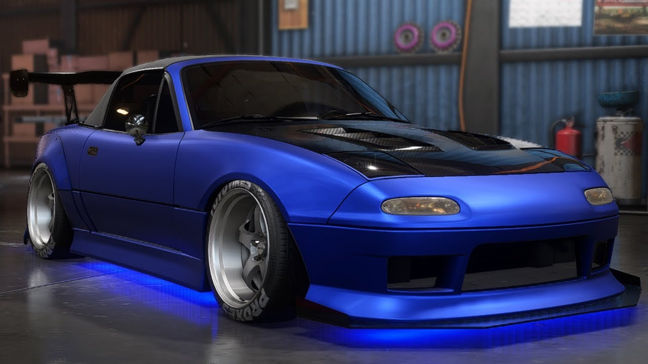 Hd Nissan Wallpaper Need For Speed Payback Mazda Mx 5 1996 Customize