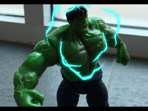 Hulk vs the bad guy toy channel - YouTube