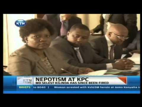 Nepotism at Kenya Pipeline Corporation