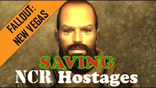 Fallout New Vegas: Saving NCR Hostages