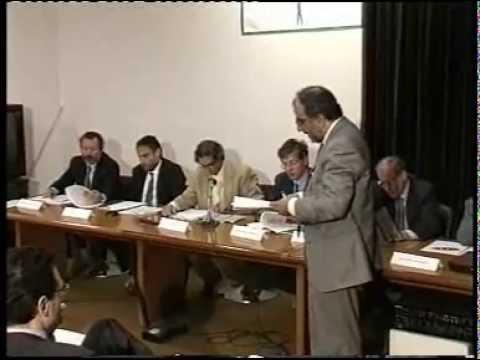 98-05-20 video01 CAMBIAMENTO ORGANIZZATIVO intervento Gianni Loy Franco Meloni