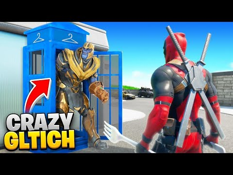 I Found 12 GAME BREAKING Fortnite Glitches