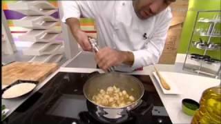Cocina con Bruno Oteiza: Arroz con champiñones