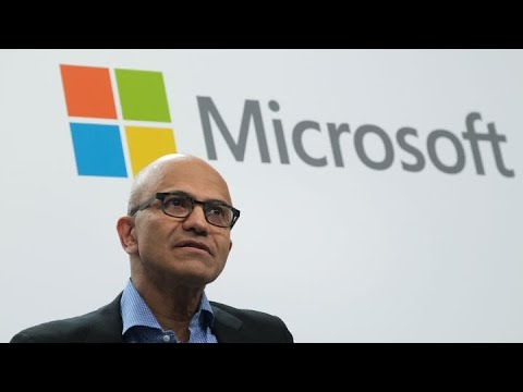 Jim Cramer: I'm in awe at what Microsoft CEO Satya Nadella has done