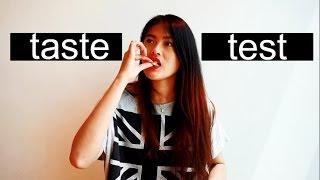 Suspicious Asian Candy Taste Test!
